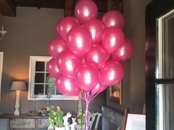 Goede Helium: Helium Ballonnen AA-13